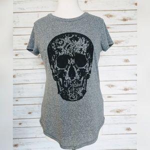 RACHEL Rachel Roy skull t-shirt Size M